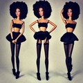 Sexy Afro barbie LOL!!!!! =O XD