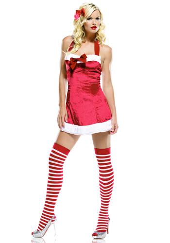 Sexy Santa's Helper Costume
