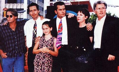 Sheen/Estevez family