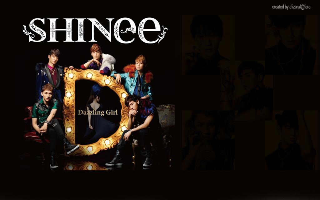 shinee shinee wallpaper 32541930 fanpop