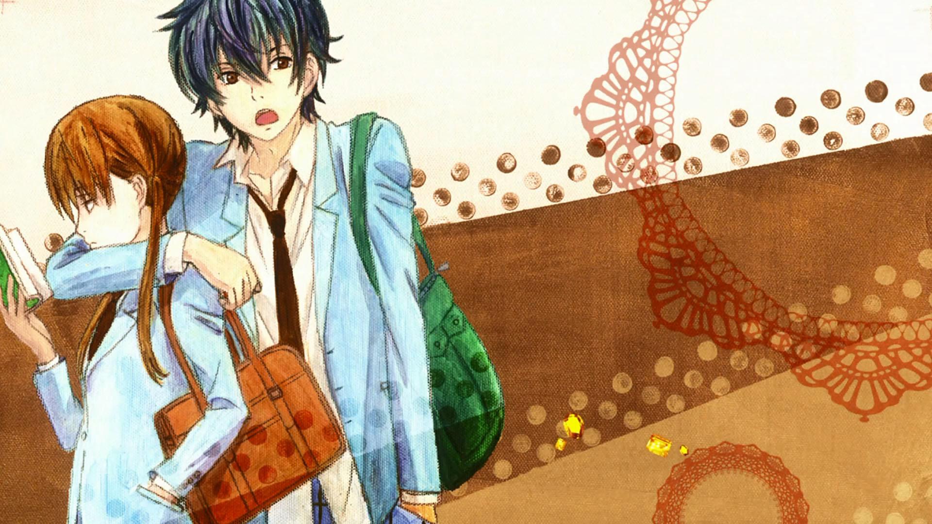 Resultado de imagen de haru and shizuku