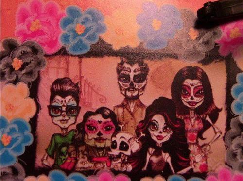 Skelitia' family