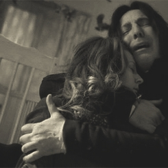 Snape mourns