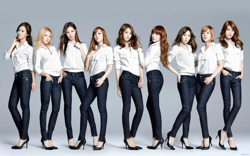 generation Snsd girls