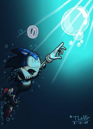 Sonic's last breath