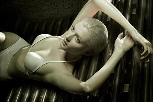 Sophie Sumner for Beauty In Vogue