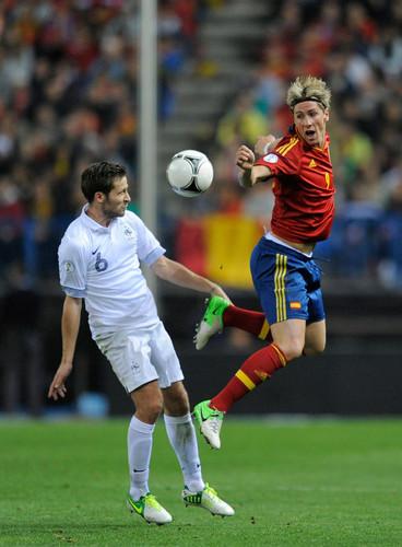 Spain  - france  16.10.2012