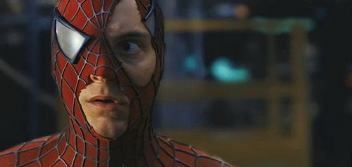 Spider-Man achtergrond called Spiderman 3 Screencaps