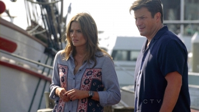 Castle 5 x 04 online dating. Dating for one night.