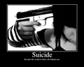 Suicide - depression photo