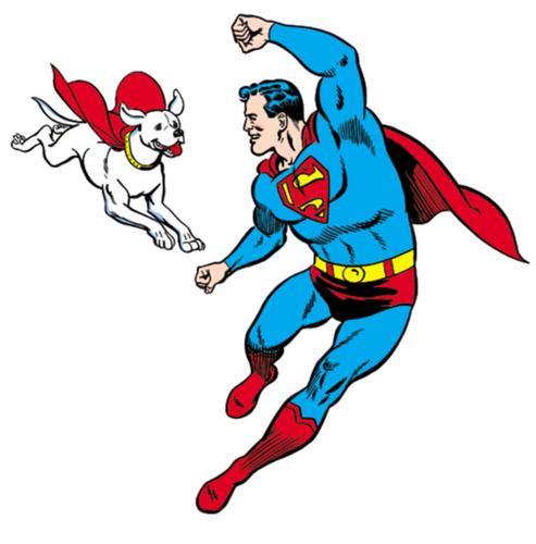 superman & Superdog