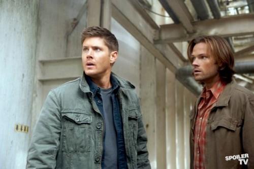 Supernatural - 8.07 - A Little Slice of Kevin - Promotional Pics