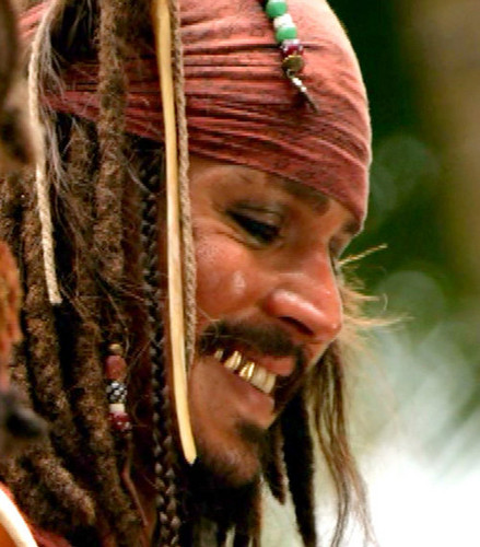 Captain Jack Sparrow wallpaper titled Sweet Jack ♥