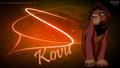 TLK Adult Kovu Graphic Art Wallpaper HD