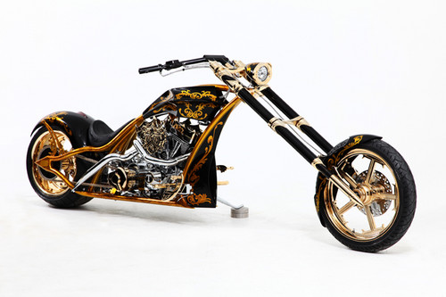 TRUMP CUSTOM CHOPPER