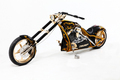 TRUMP CUSTOM CHOPPER - motorcycles photo