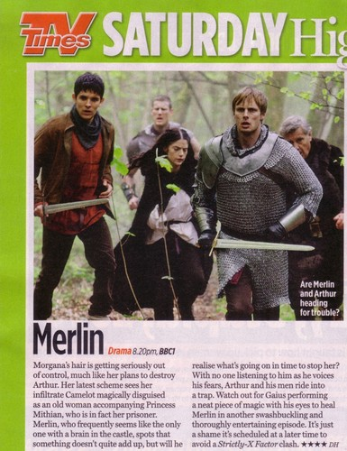 TV Times 5x04 Preview