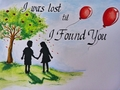 TW i was lost til i found you