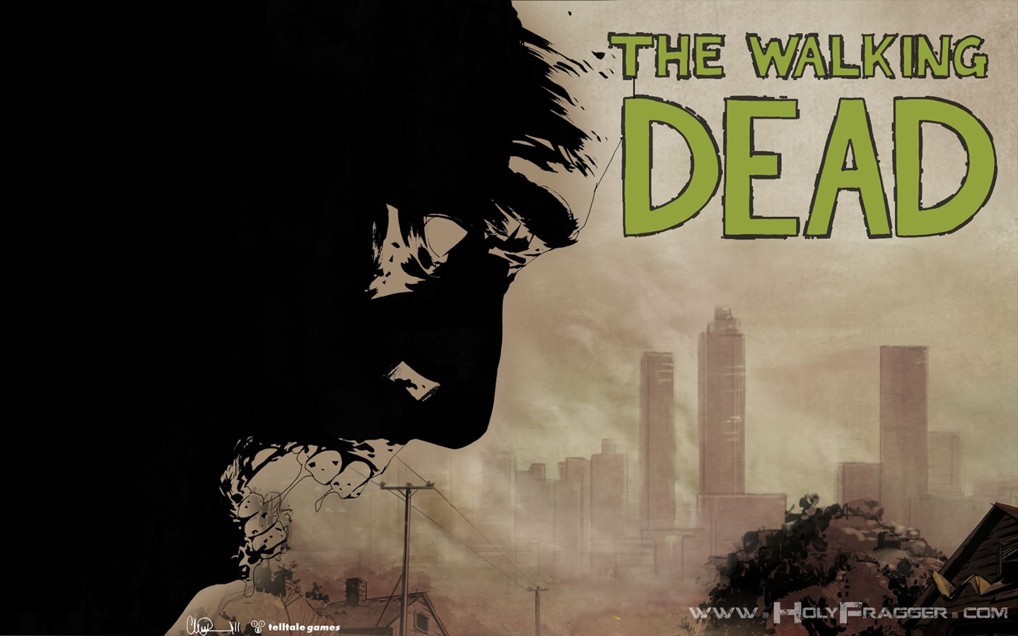 The Walking Dead Game images TWD HD wallpaper and background photos