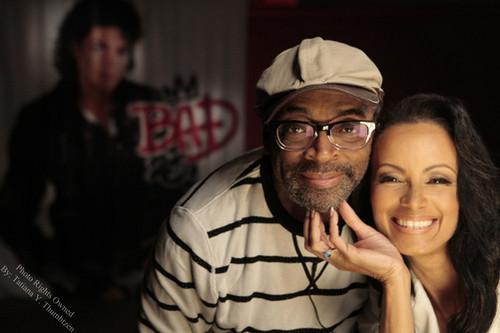 Tatiana with Spike