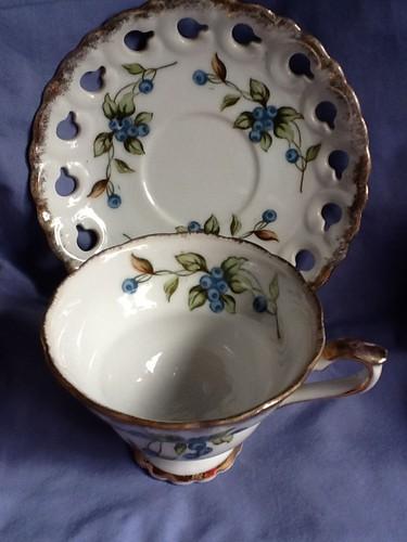 چائے کی پیالی, ٹیاکوپ & Saucer