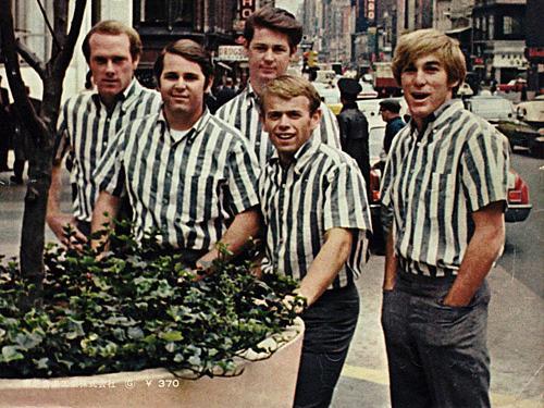 The strand Boys