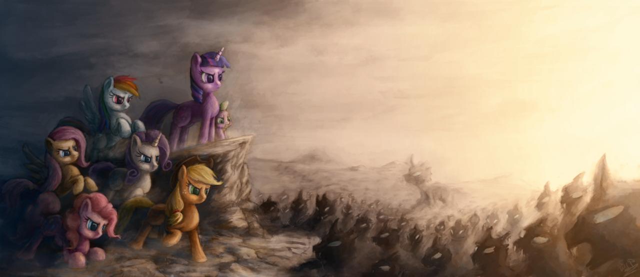 The Mane War