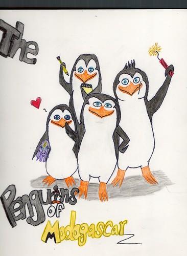 The Penguins of Madgascar