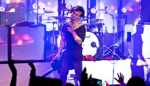The Rasmus @ Tavastia, Helsinki 20.10.2012