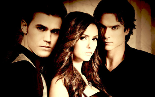 The Vampire Diaries *-*