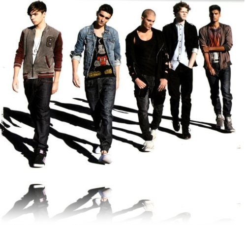 The Wanted wolpeyper probably containing a business suit called The Wanted <3