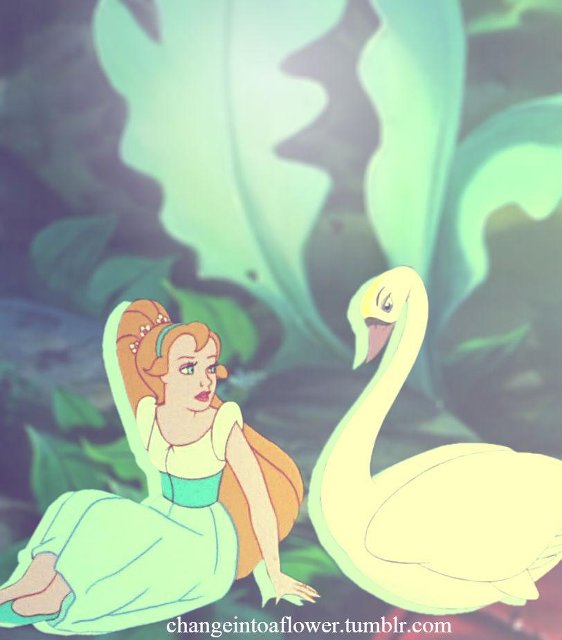 Thumbelina/Odette.