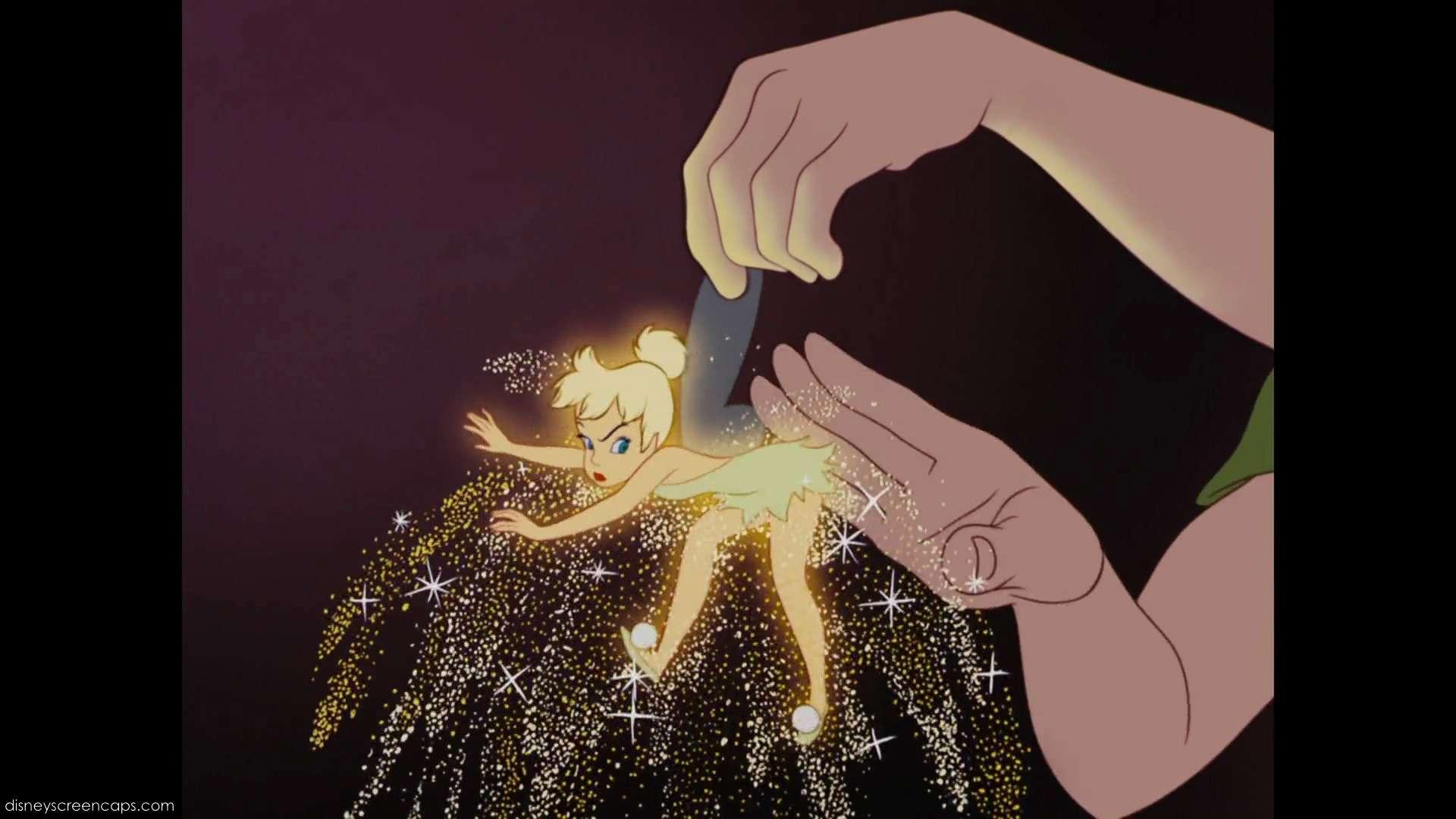 Tinkerbell anime xxx adult pics