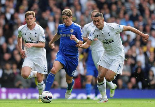 Tottenham Hotspur - Chelsea {20.10.2012, EPL}