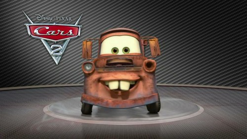 Tow Mater Cars 2 wallpaper