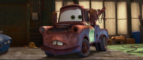 Tow Mater, The Beloved And Unforrgettable Tow Truck