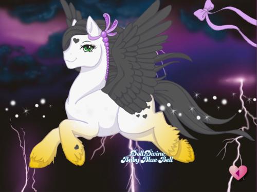 Tress as Pegasus