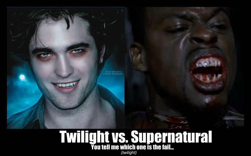 Supernatural Images Twilight Vs Supernatural Hd Fond Décran And