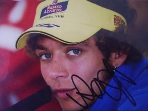 VALE's autograph