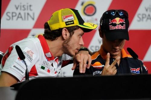 Vale with Dani (Malaysian 2012 press)