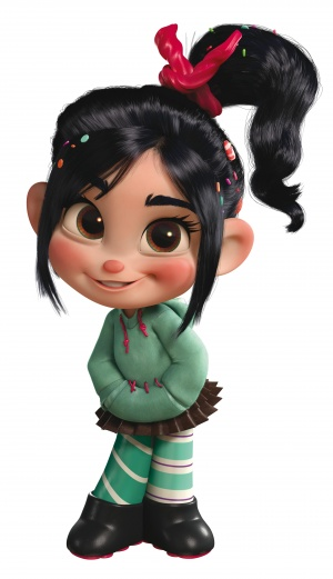 Vanellope and ralph - Vanellope Photo (32532635) - Fanpop