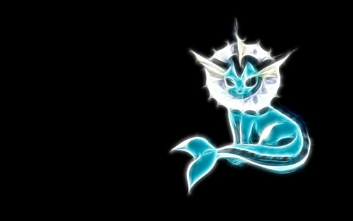 pokemon wallpaper entitled Vaporeon wallpaper