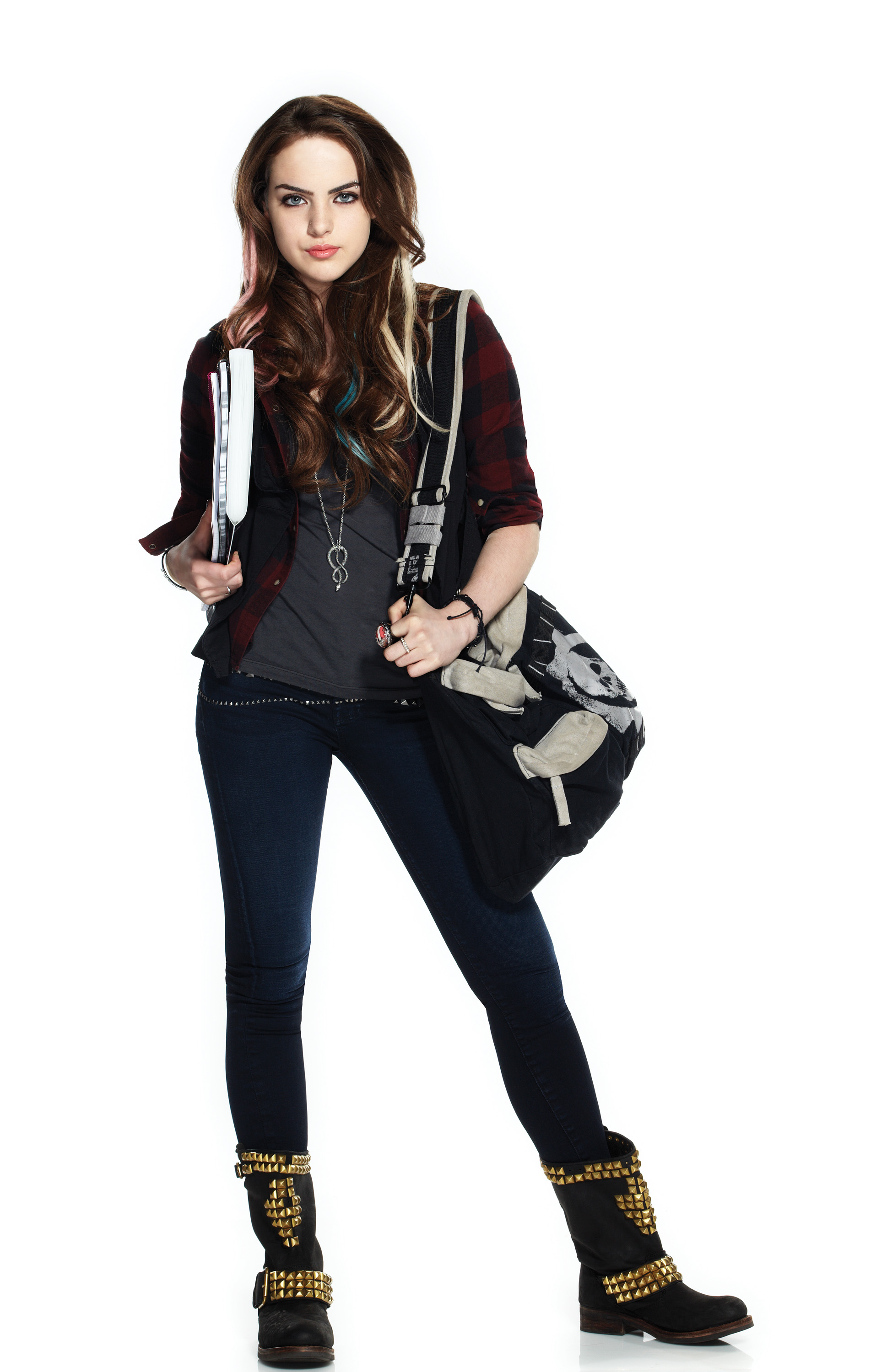 Victorious Season 1 Promos Elizabeth Gillies Photo