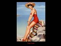 Vintage Pin Up Girls - pin-up-girls wallpaper