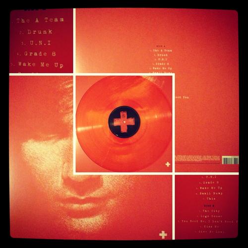 Vinyl Ed Sheeran Photo 32599348 Fanpop