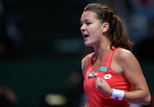WTA Championships Istanbul 2012