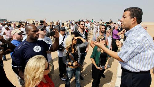 美国职业摔跤 Worldwide 2012 - Egypt
