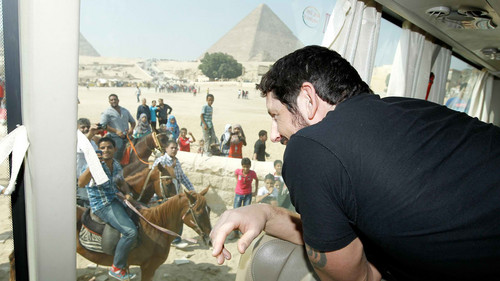 WWE Worldwide 2012 - Egypt