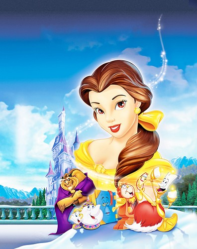 Walt ডিজনি Posters - Beauty and the Beast: Belle's Magical World