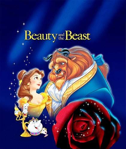 Walt Дисней Posters - Beauty and the Beast
